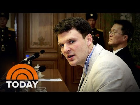 Otto Warmbier Dies After Return From North Korea | TODAY