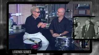 Bobby Morris On Drum Talk TV!