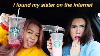how i found my long lost sister on the internet