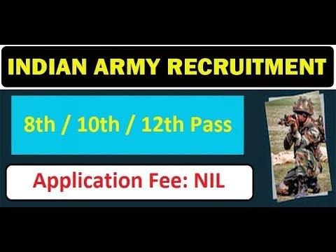 Join Indian Army Recruitment Rajkot Rally 2018 – Soldier GD, Tradesman   Government Jobs Alert