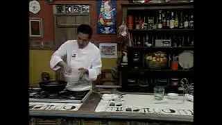 Grandes Chef´s Preparam Receitas da Cozinha Maravilhosa de Ofelia