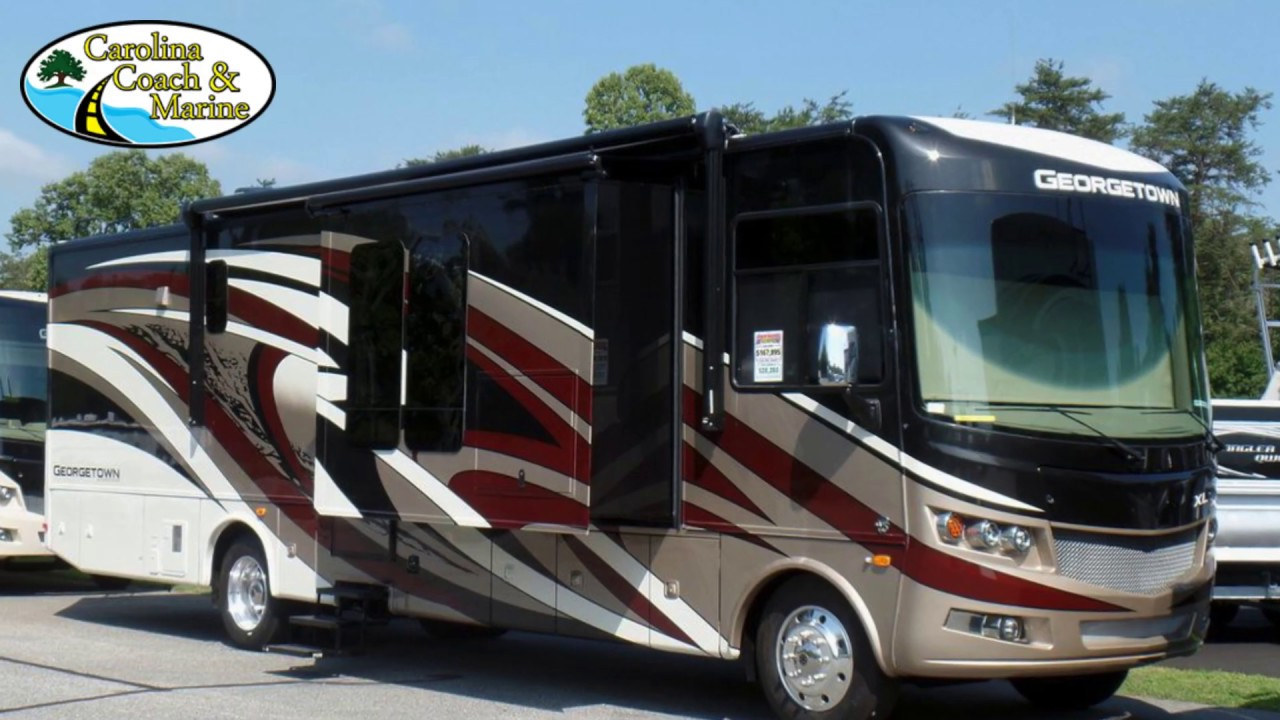 Charlotte Rv Show 2020.2020 Forest River Georgetown Xl 378ts For Sale Near Charlotte Nc
