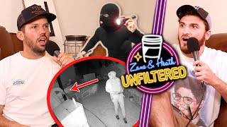 Intruder Stole Zane's Car Keys (Caught on Camera) - UNFILTERED #38