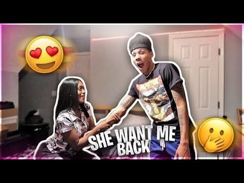 LETS GET BACK TOGETHER PRANK ON EX GIRLFRIEND😡 😍💍 | I CANT BELIEVE THIS HAPPENED!!! 😱