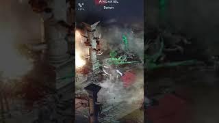 디아블로2 레저렉션 엘리 드루이드 Diablo2 Resurrected Elemental Druid #shor…