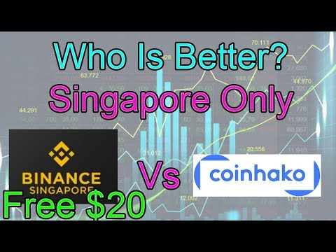 🚀Binance Singapore VS CoinHako | Pros & Cons | How fast is the exchange?😱