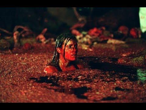 看电影:几分钟看完惊悚片《黑暗侵袭》,美女洞穴历险令人不寒而栗!