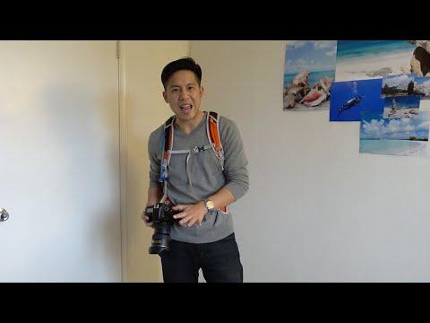 Hiking with a DSLR - CapturePro vs. BlackRapid Cross Shot strap