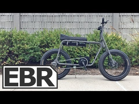Lithium Cycles Super 73 Video Review - $3k Retro Minibike Electric Bike, Banana Seat, Kickstarter