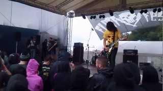 MASAKARI ~ Live @ Fluff Fest 2012