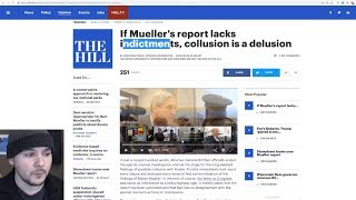 MSNBC Has Gone Full CONSPIRACY Theorist, REJECTS Mueller Report thumbnail