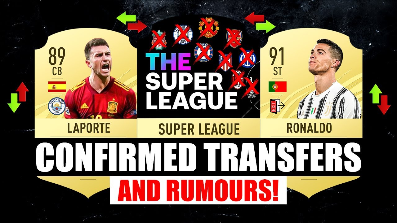 FIFA 22 | CONFIRMED TRANSFERS & RUMOURS! 🤪🔥 #16 | ft. Ronaldo, Uefa, Laporte... etc