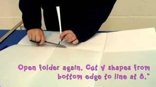 How To Make an Art Folder by Danna Fuller