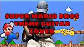 Super mario bros guitar cover theme