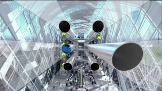 A new high-speed transport system could transform the way we travel | ITV News