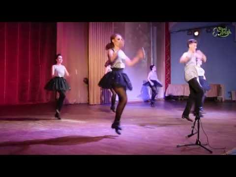 Music : The Irish Rovers  Drunken Sailor I Отчетный концерт 2016 I Dance Studio Rival