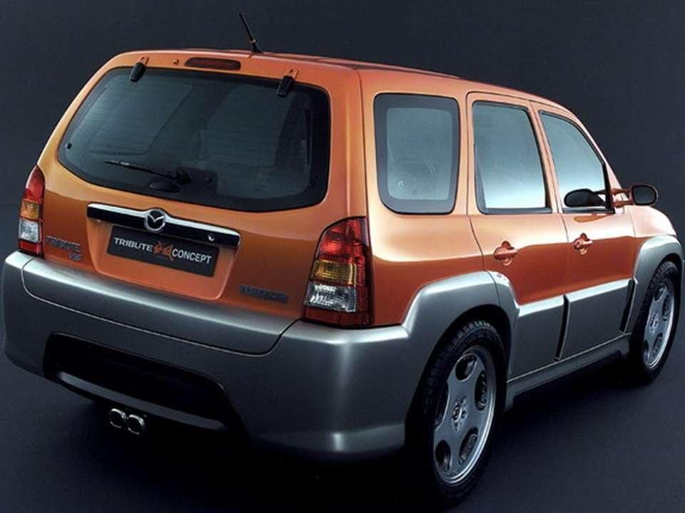 #1521. Mazda tribute hayate 2000 (Prototype Car)