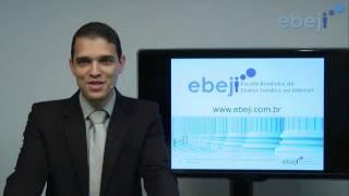 Dica EBEJI - Natureza Jurídica do embrião in vitro e Nascituro - Direito Civil - Dr. Carlos Elias