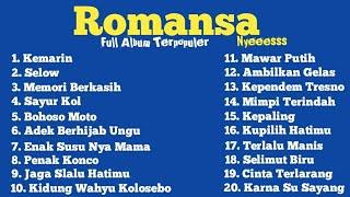 Kemarin - Romansa Full Album | Pilihan TOP 20 Lagu Paling Terbaik