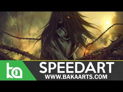 Speed Art Photoshop Photo Manipulation   Denial