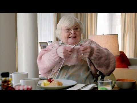 Comcast Tv And Internet >> TV Spot - Xfinity - Internet, TV & Voice - Budget Ideas - Grandma - I Can Knit Clothes For ...