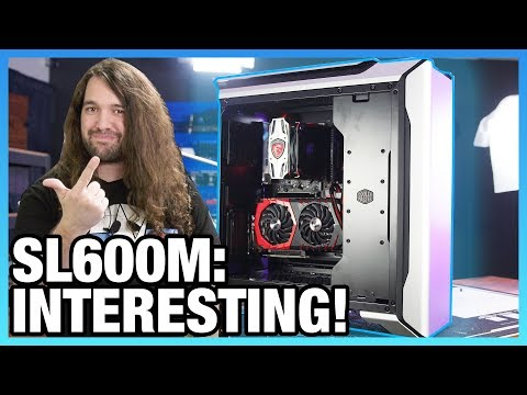 Cooler Master SL600M Review: Both the Best & Worst in Cooling