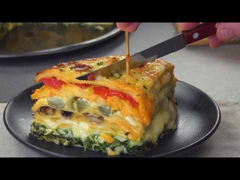 Этот оригинальный омлет в духовке - мечта для любителей сыра