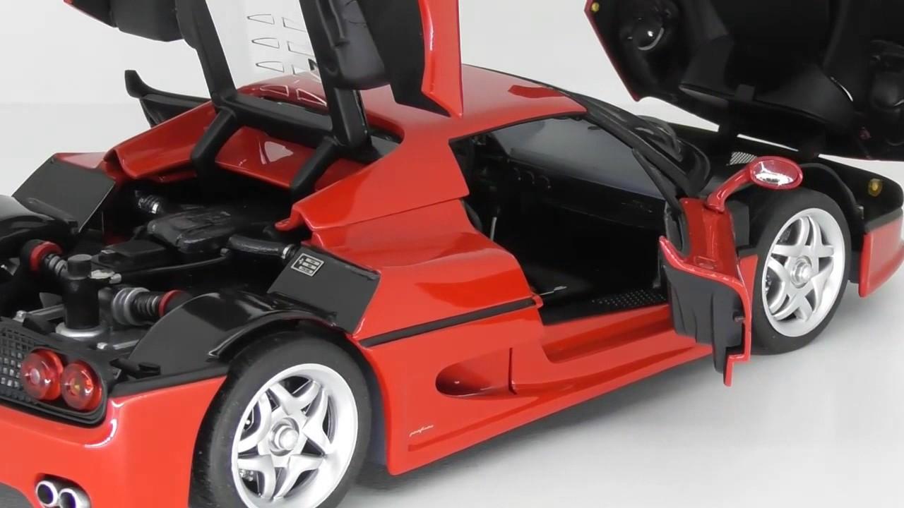 Rare Diecast Supercars Ep 16 Hwe Ferrari F50 Youtube