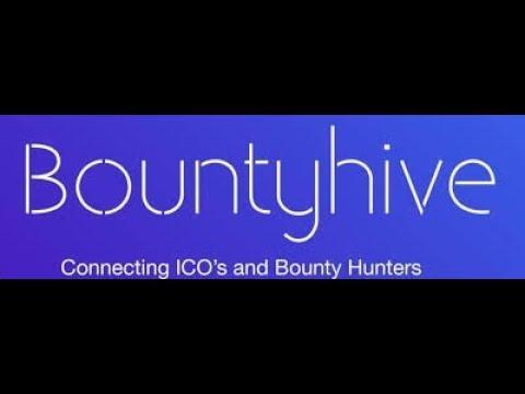 Bountyhive: The new way to bounty hunt!