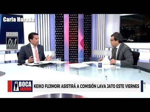 Miguel Torres habla del voto de confianza al gabinete Aráoz, de Keiko y del proceso a Kenji