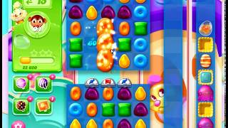 Candy Crush Jelly Saga Level 1206 * NO BOOSTERS