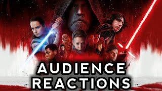 Star Wars: The Last Jedi - Audience Reactions (Spoilers)