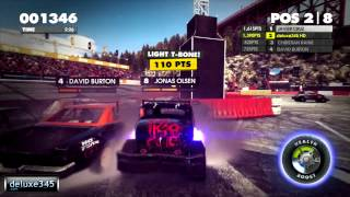 DiRT Showdown Gameplay (PC HD)