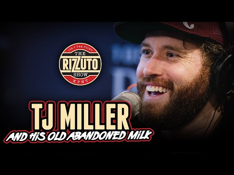 """T.J. Miller: """"Netflix is like this pushy drug dealer now"""" [Rizzuto Show]"""