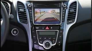Hyundai i30 Engine and Interior