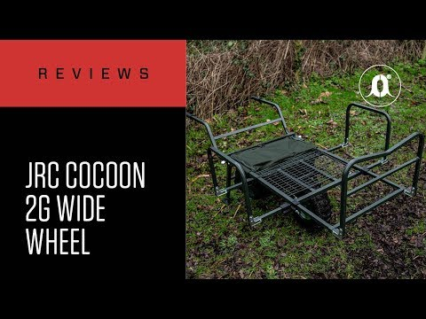 CARPologyTV | JRC Cocoon 2G Wide Wheel Barrow Review | Zero To Loading In 12 Seconds!