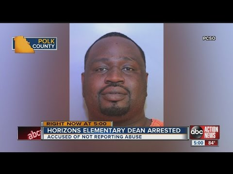 New Horizons Elementary School Dean Of Students Arrested For Failure To Report Child Abuse