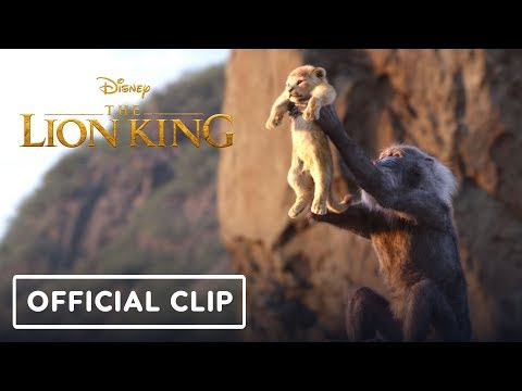 "The Lion King - ""Circle of Life"" Official Clip"