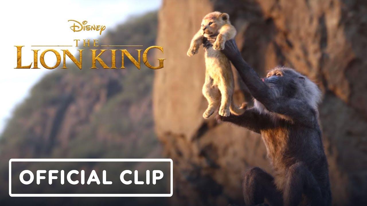"Der König der Löwen - ""Circle of Life"" Official Clip + video"