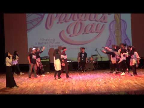 Performance XI IBB -Parents' Day SMA Alfa Centauri, November 2016