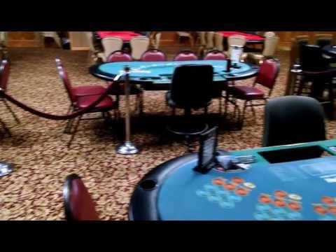 Poker & Gaming Room at Lakes Region Casino