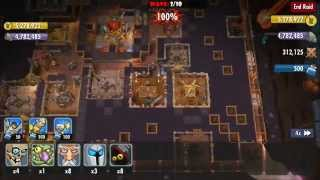 Dungeon Keeper Mobile - Exclusive Raid 19th Jan 2015