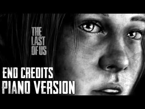 The Last of Us - The Path (End Credits) Piano Version
