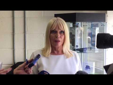 Minister Mary Mitchell O'Connor on Roche job losses and IDA efforts