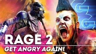 Hands-On with Rage 2