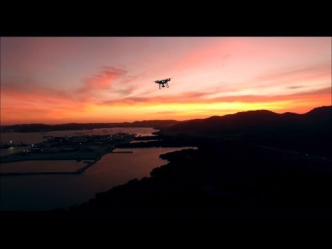 Droning Around Port Moresby, Papua New Guinea