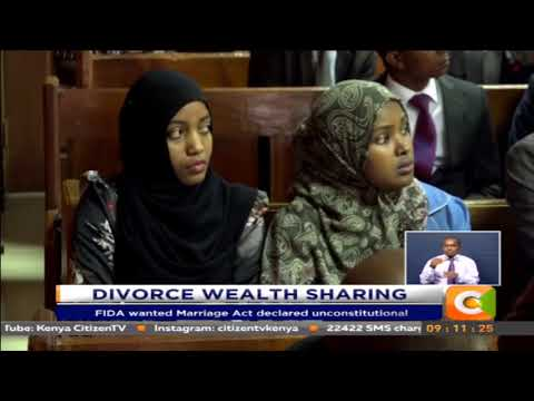 Court dismisses petition on equal wealth sharing