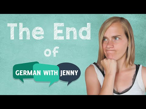German With Jenny Youtube