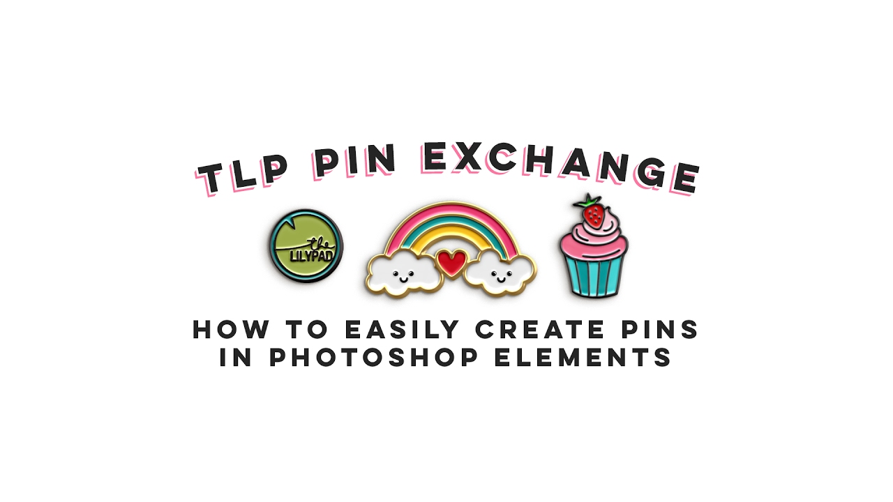 TLP Pin Exchange   How To Easily Make Your Enamel Pins In PSE!