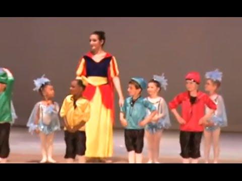 Preschool Ballet! Ballet Classes For Kids To Ballet Onstage